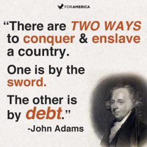 Deficit spending